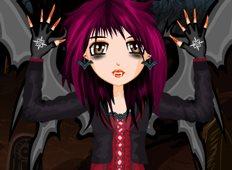 Anime Vampire Game - Girls Games