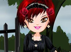Gothic Lolita Game - Girls Games