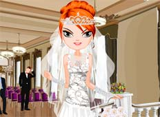 Elegant Wedding Game - Girls Games