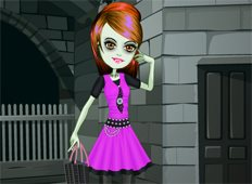 Frankie Stein Draculaura Game - Casual Games