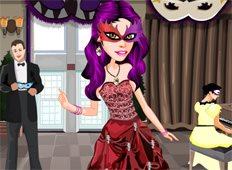 Masquerade style Game - Girls Games