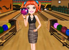 Bowling Chic Game - Girls Games