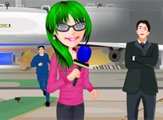 Young Journalist Game - Girls Games