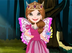 Forest Fairy Game - Girls Games