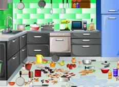 Mommys Kitchen Game - Girls Games