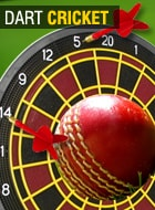 Dart Cricket Game - Cricket Games