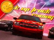 Pick Up Truck Racing Game - New Games