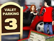 Valet Parking 3 Game - Parking Games