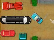 Toms Beach Parking Lot Game - New Games