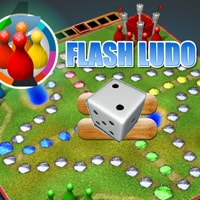 Flash Ludo Game - New Games