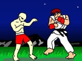Muay Thai Game - Fighting Games