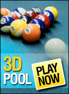 3D Pool Game - Sports Games