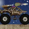 Moon Police Game - Racing Games