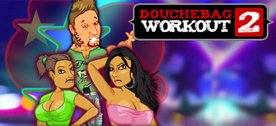 Douchebag Workout 2 Game - Rpg Games