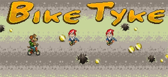 Bike Tyke Game - Bike Games