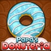 Papas Donuteria Game - Strategy Games