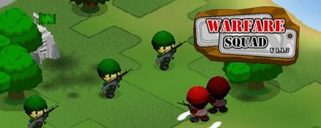 Warfare Squad Game - Strategy Games