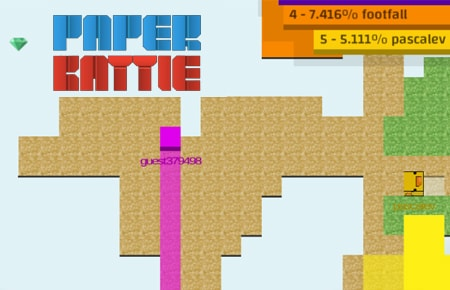 Paper Battle Game - Arcade Games