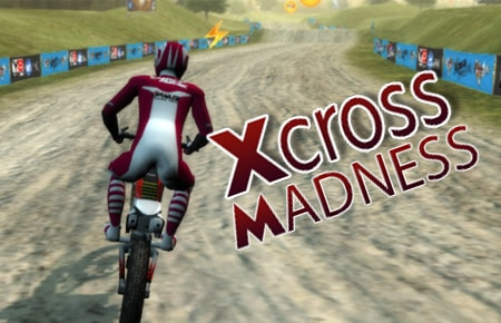 Xcross Madness Game - Racing Games