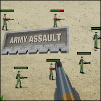 Army Assault Game - Action Games