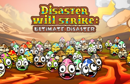 Disaster Will Strike: Ultimate Disaster Game - Arcade Games