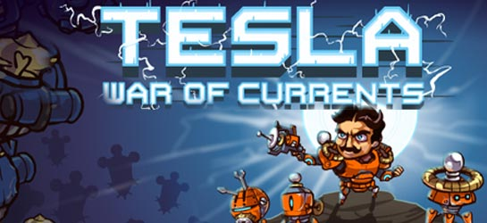 Tesla War of Currents Game - Action Games