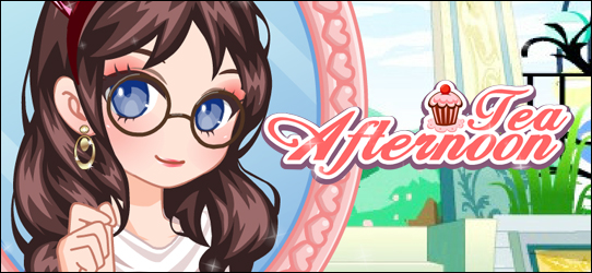 Afternoon Tea Party Dress Game - Girls Games