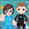 Tropical Aquarium Game - Girls Games