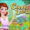 Candy Land Game - Girls Games