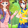 Mori Girl Game - Girls Games