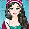 Winter Land Game - Girls Games