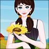 Flower Land Game - Girls Games