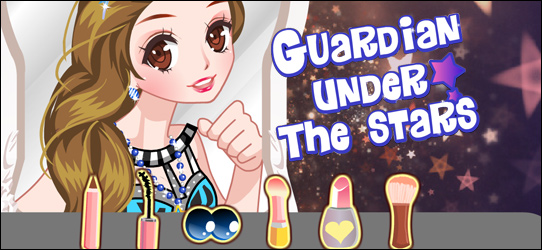 Guardian Under the Stars Game - Girls Games