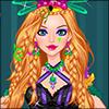 Mardi Gras Carnival Game - Girls Games