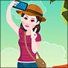 Vacation Selfie Game - Girls Games