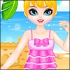 Baby Girl Summer Vacation Game - Girls Games