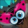Bugs N Love Game - Girls Games