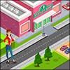 Fashion Street Game - Girls Games