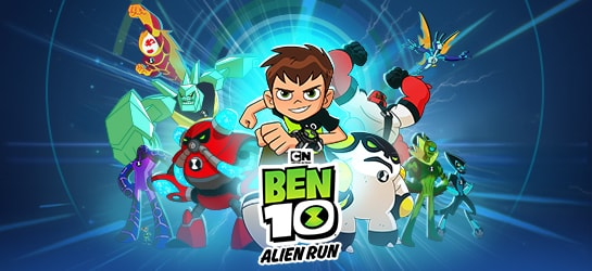 Ben 10 Alien Run Game - Android Games