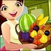 Gracies Fruteria Game - Girls Games