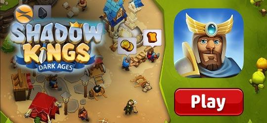 Shadow Kings- Dark Ages Game - Arcade Games
