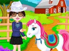 Pony Friend Game - Girls Games