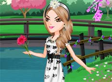 Spring Beauty Game - Girls Games