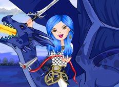 Dragon Rider Game - Girls Games