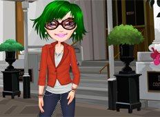 Blazer Fashion Game - Girls Games