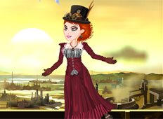 SteamPunk Game - Girls Games