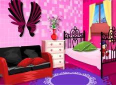 Pink Teen Bedroom Game - Girls Games